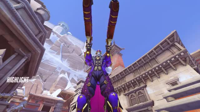 Watch and share Highlight GIFs and Overwatch GIFs by ballisticbob on Gfycat