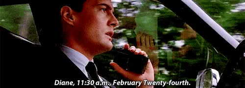 Happy Twin Peaks day! GIFs