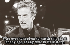 1k, doctor who, dwcastedit, dwedit, he is so precious, mine: dw, mine:dw cast, peter capaldi, this is b&w cause tumblr is an asshole, twelfth doctor, paranormal bouquet. GIFs