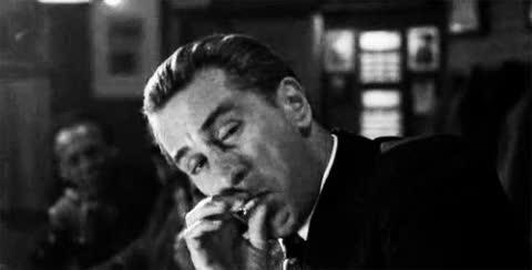 Watch robert deniro smoking godfather GIF on Gfycat. Discover more related GIFs on Gfycat