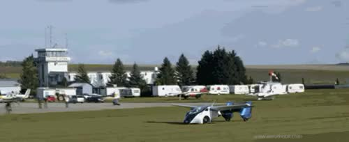 Watch and share Flying Car GIFs and Aeromobil GIFs on Gfycat