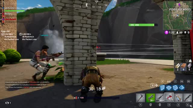 Watch Fortnite 02.05.2018 - 02.24.03.20.DVR GIF on Gfycat. Discover more related GIFs on Gfycat
