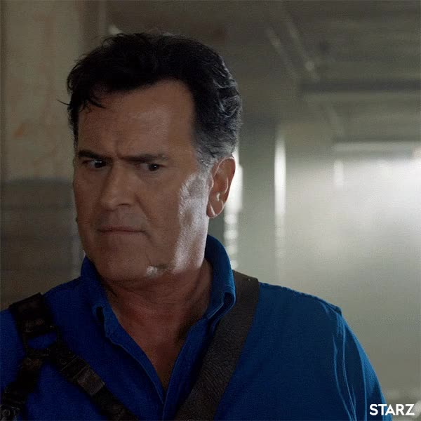 Watch and share Bruce Campbell GIFs and Celebs GIFs on Gfycat
