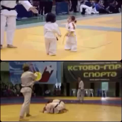 Watch and share #Funny #martialarts #kids #judo #thevideobook GIFs by The videobook on Gfycat