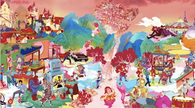 Watch and share Jacky Tsai animated stickers on Gfycat