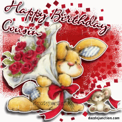 Birthday Wishes For Cousin Sister Gif Find Make Share Gfycat Gifs