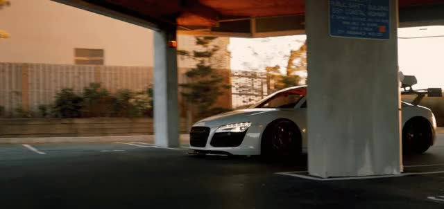 Watch My dream Audi R8 GIF by Hossdelux (@bosses_boss) on Gfycat. Discover more related GIFs on Gfycat