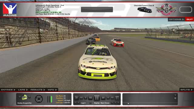Watch and share Iracing GIFs on Gfycat