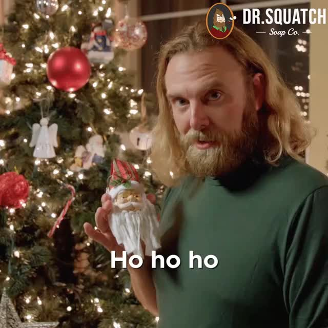 Watch and share Dr Squatch GIFs and Christmas GIFs by Dr. Squatch on Gfycat