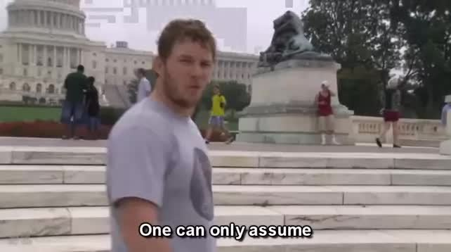 pandr, Andy Dwyer at DC GIFs
