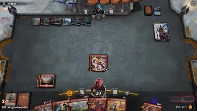 Watch Aerial Engineer GIF by KingNothing2000 (@kingnothing2000) on Gfycat. Discover more Aerial, Aerial Engineer, Engineer, Gaming, MTG Arena, Magic: The Gathering, Magic: The Gathering Arena, kingnothing2000, trending GIFs on Gfycat