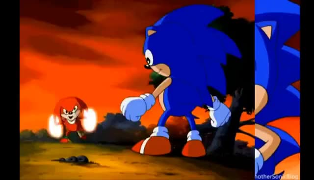 Joel reminisces about Sonic Underground