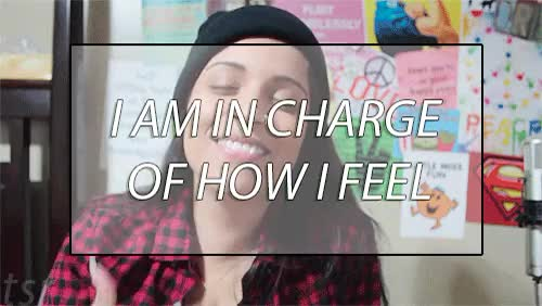 Watch and share Iisuperwomanii Gif GIFs and Lilly Singh Quote GIFs on Gfycat