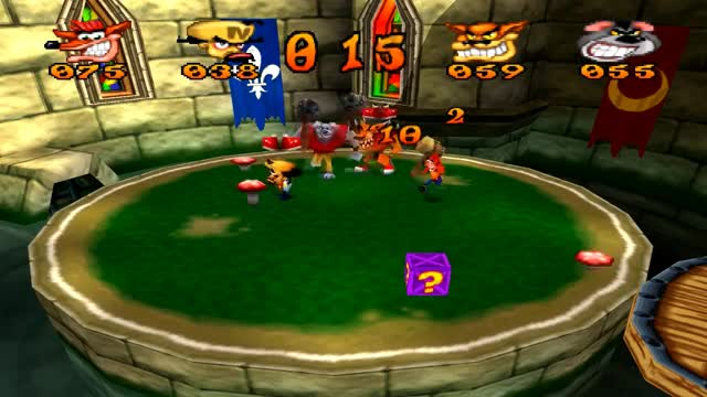 Watch and share Crash Bash - All Minigames GIFs on Gfycat