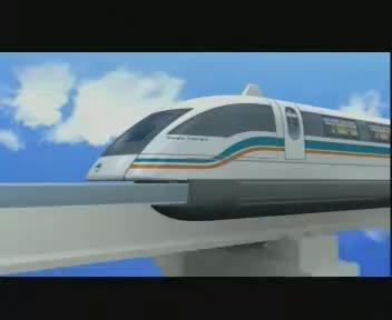 All Tags, Rail, china, hsr, maglev, shanghai, trains, transportation, High-Speed Maglev EMS Animated Explanation GIFs