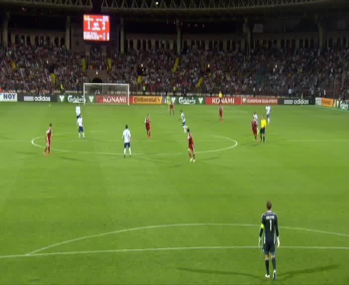realmadrid, Ronaldo goal vs Armenia (3-1) (reddit) GIFs