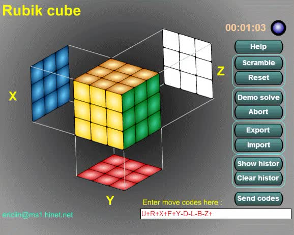 Watch and share Cubers GIFs by ruderalis on Gfycat