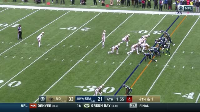 Watch and share New Orleans Saints GIFs and Seattle Seahawks GIFs by nolaplayer93 on Gfycat