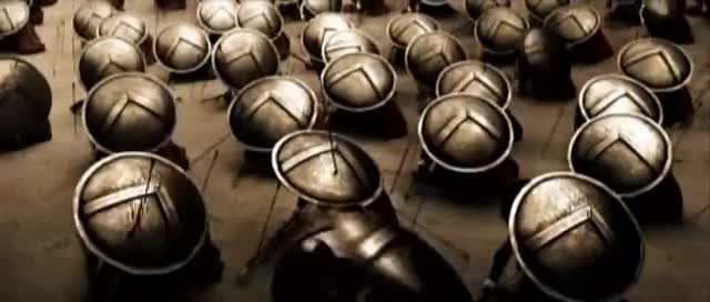 300, 300 movie, after arrow rain, movies, 300 spartans GIFs