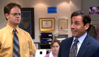 bad, michael scott, steve carell, the office, the worst, worst, This Is The Worst GIFs