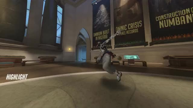 Watch highlight:) GIF by MrAho (@mraho27) on Gfycat. Discover more highlight, new york excelsior, nyxl, overwatch, zenyatta GIFs on Gfycat