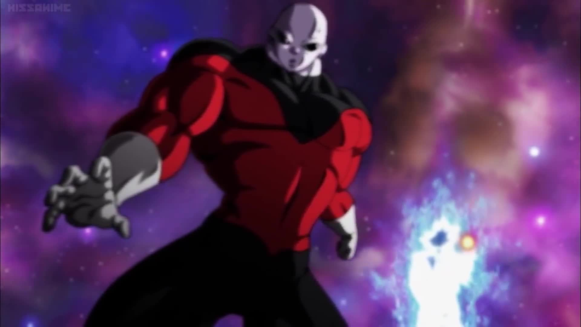 Goku Vs Jiren Mastered Ultra Instinct Gif By Quadcore Gfycat