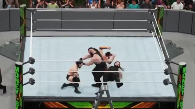 Watch WWE2K18 Universe Highlights #1 Money In The Bank PPV GIF on Gfycat. Discover more 2k18, GamePlay, Neville, wwe, wwe2k18 GIFs on Gfycat