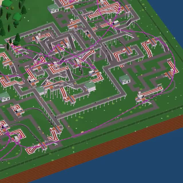 Watch and share Parkitect GIFs by Dani on Gfycat