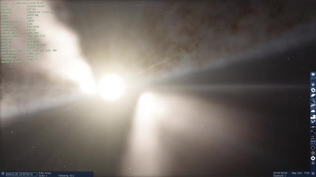 Watch and share SpaceEngine (1920x1080) 10_14_2017 8_08_13 PM GIFs on Gfycat