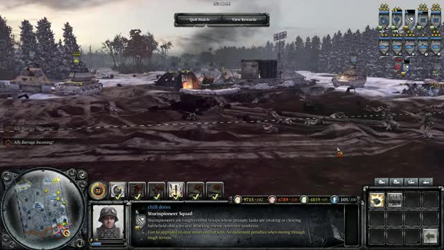 Watch and share Company Of Heroes 2 2019.05.30 - 23.30.22.02 GIFs on Gfycat