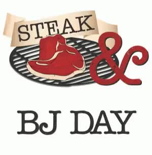 Watch and share Steak And Bj Day GIFs on Gfycat