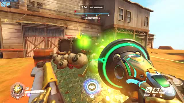 Watch Overwatch 2018.02.13 - 13.11.52.17 GIF by @mabozz on Gfycat. Discover more related GIFs on Gfycat