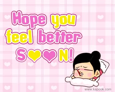 Watch and share Hope You Feel Better Soon. GIFs on Gfycat