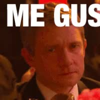 Watch No Me Gusta GIF on Gfycat. Discover more martin freeman GIFs on Gfycat