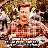 Watch and share Ron Swanson GIFs and Parksedit GIFs on Gfycat