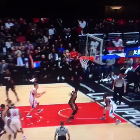 Watch Cole Aldrich.... GIF on Gfycat. Discover more laclippers, nba GIFs on Gfycat