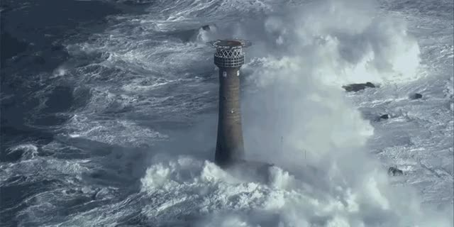 Watch and share Windsurfing GIFs and Hurricane GIFs by Vinegret on Gfycat