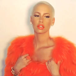 amber rose twerking GIFs