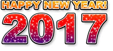 Watch and share Happy New Year 2017 Gif Download GIFs on Gfycat