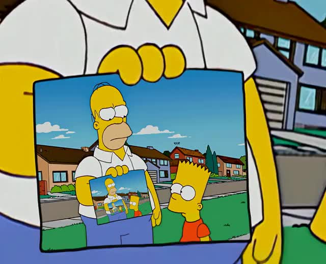 Watch and share Simpsons GIFs by Jake Barkers on Gfycat