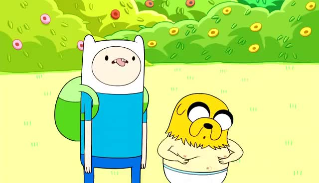 Watch and share Adventure Time GIFs and Finn The Human GIFs on Gfycat