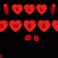 Watch and share HELLO SWEET HEART GIFs on Gfycat