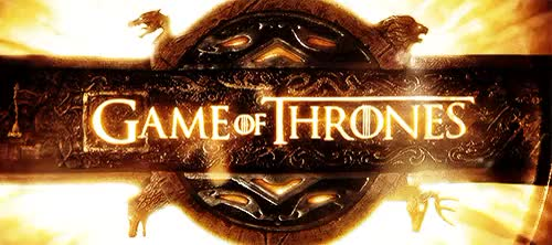 Watch and share Game Of Thrones GIFs and Got Logo GIFs on Gfycat