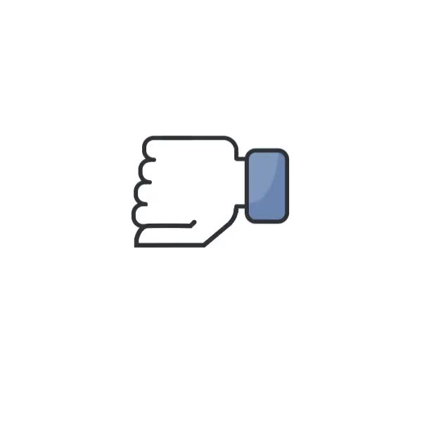 Watch and share Thumbsdown GIFs and Dislike GIFs by Reactions on Gfycat