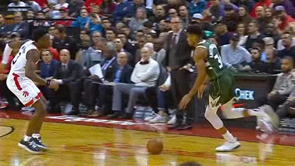 Watch Giannis Antetokounmpo — Milwaukee Bucks GIF by Off-Hand (@off-hand) on Gfycat. Discover more 1209018 GIFs on Gfycat