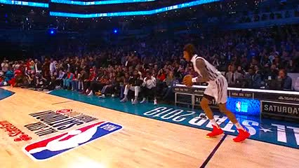 Watch and share John Collins — 2019 Slam Dunk Contest GIFs by Off-Hand on Gfycat