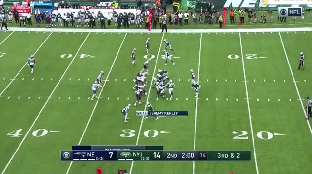 Watch and share 13 Kyle Van Noy Sacks McCown GIFs on Gfycat