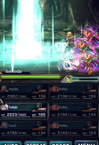 Watch and share Ffbe GIFs on Gfycat