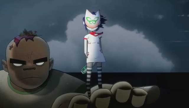 Watch this trending GIF on Gfycat. Discover more Gorillaz GIFs on Gfycat