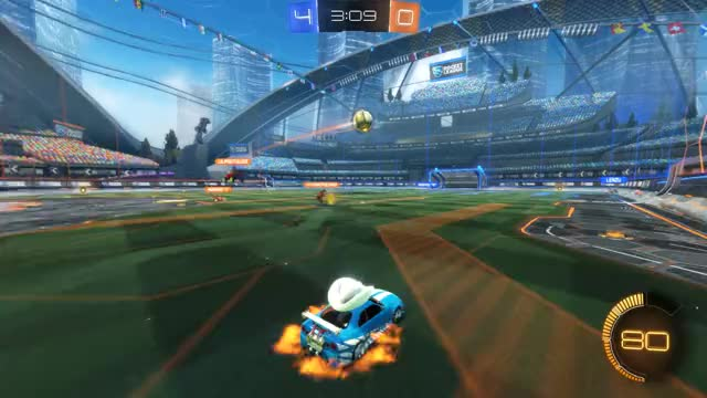 Watch Dumb Assist GIF by Gif Your Game (@gifyourgame) on Gfycat. Discover more <FranJo>, Assist, Gif Your Game, GifYourGame, Rocket League, RocketLeague GIFs on Gfycat